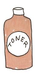 dry toner