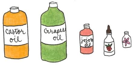 body oil ing